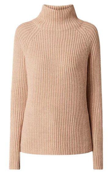 Drykorn Pullover mit Alpaka-Anteil in Rosé für 55,99€ inkl. Versand (statt 70€)