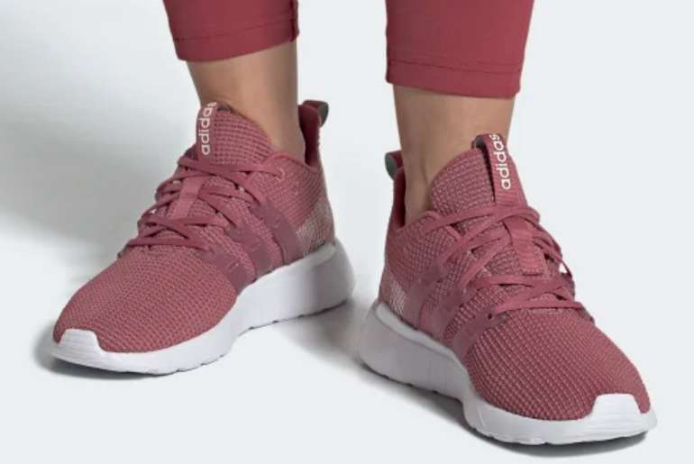 Adidas Questar Flow Laufschuhe für 51,14€ inkl. Versand in rot/pink (statt 74€)