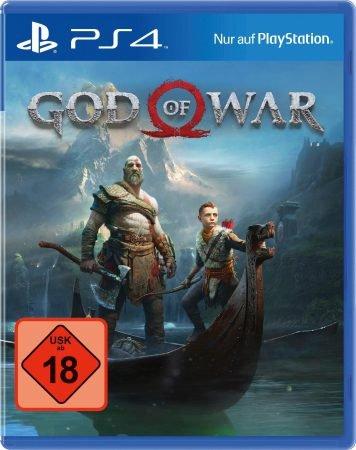 God of War (Playstation 4) für 14,99€ bei Marktabholung (statt 20€)