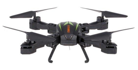 Florld F12W faltbarer Quadrocopter mit WiFi & 2MP Cam für ~30,13€ inkl. Versand