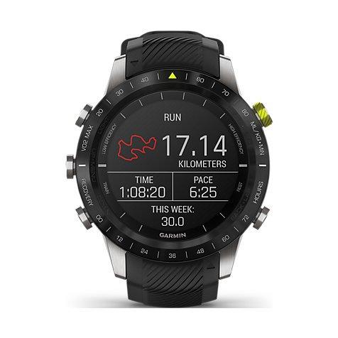 Garmin Marq Athlete Smartwatch mit Titangehäuse & Saphirglas für 1.275€ (statt 1.500€)