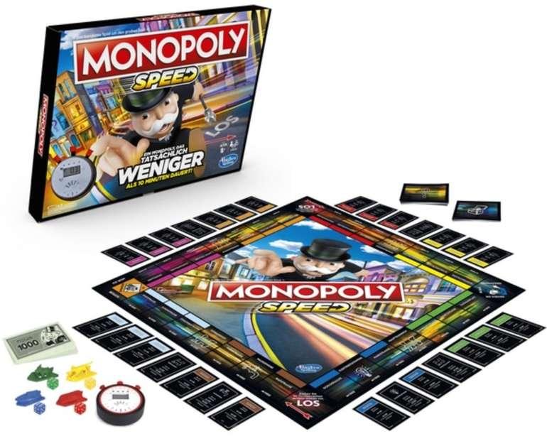 Monopoly Speed für 14,99€ inkl. Versand (statt 22€)