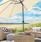 Gartenfreude Sonnenschirm mit 270cm / 300cm Durchmesser ab 46,99€ (statt 54€)