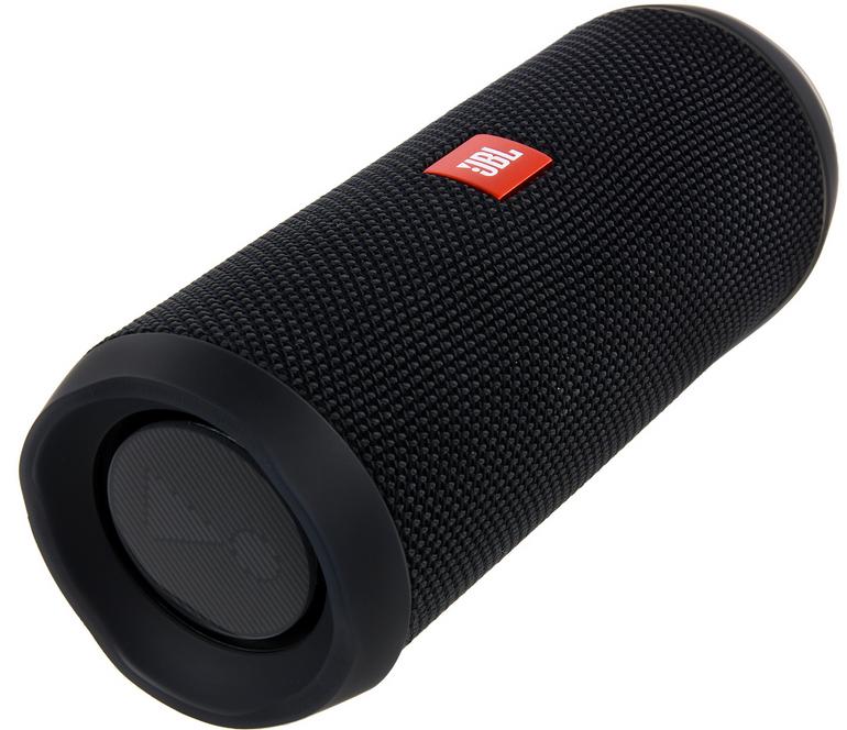 JBL Flip 4 BT Lautsprecher in schwarz für 71,90€ inkl. Versand (statt 82€)