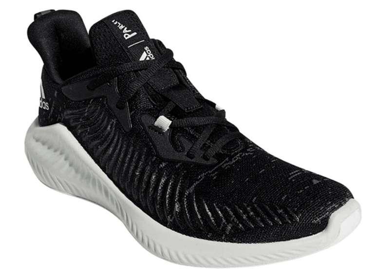 Adidas alphabounce + Parley M Sneaker (Größen: 40 2/3 bis 47 1/3) für 39,95€ inkl. Versand (statt 48€)
