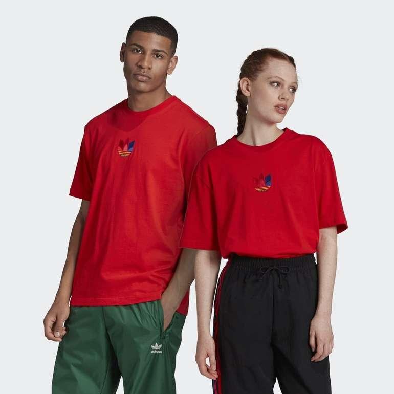 Adidas 3D Trefoil Graphic Herren T-Shirt für 17,98€ (statt 30€) - Creators Club!