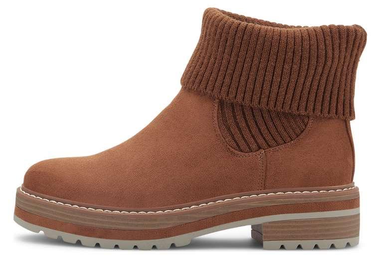 Cox Damen Chelsea-Boots in mittelbraun für 35,67€ inkl. Versand (statt 41€)