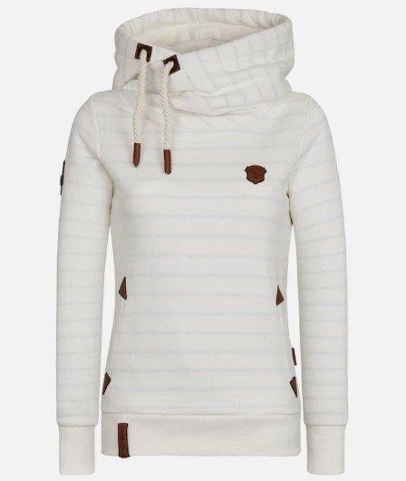 Naketano Damen Sweatshirt 'Darth Sailor V' für 59,90€ (statt 70€)