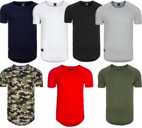 Spartans History Basic Oval T-Shirts für Herren nur 7,99€ inkl. Versand