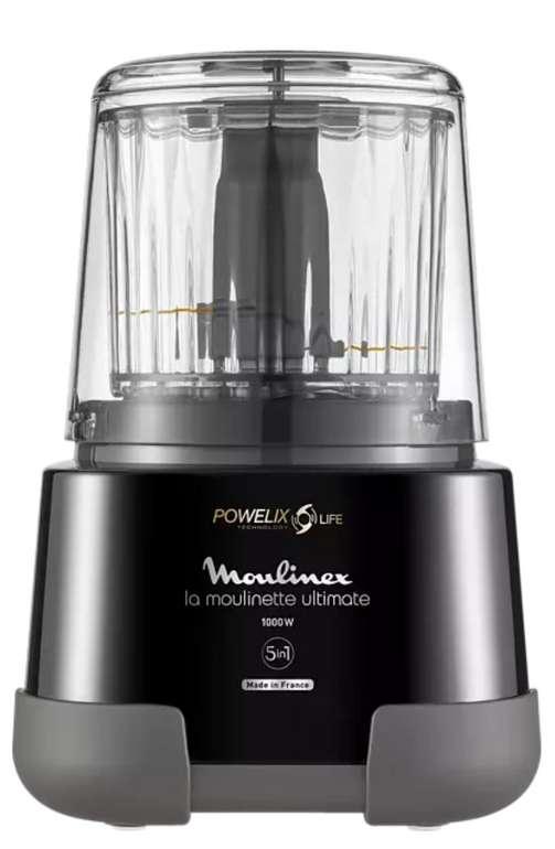 Moulinex DP8108 Moulinette Ultimate Zerkleinerer für 53,42€ inkl. Versand (statt 60€)