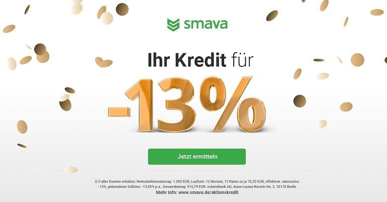 Smava Kredit