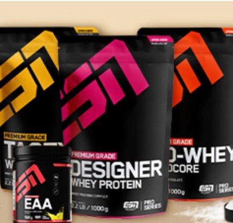 Fitmart: 20% Rabatt auf alle Proteine oder 20% auf alle Aminos, Creatine & Trainingsbooster