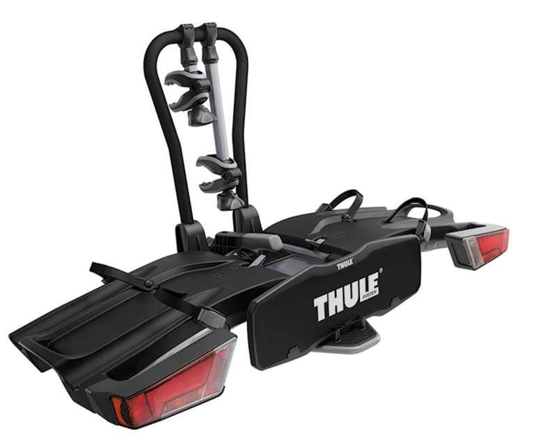Thule Fahrradheckträger E-Flexi 958 - Trägersystem für 2 Fahrräder je 409€ bei Filialabholung (statt 499€)