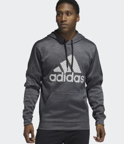 "Adidas ""Bos Grid Ti"" Sweatshirt in grau-weiß für 27,98€inkl. Versand (statt 35€)"
