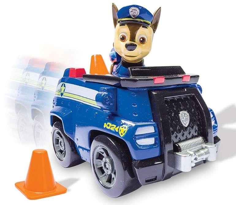 """Spin Master Paw Patrol """"Chase Polizeifahrzeug und Figur"""" für 14,85€ (statt 19€)"""