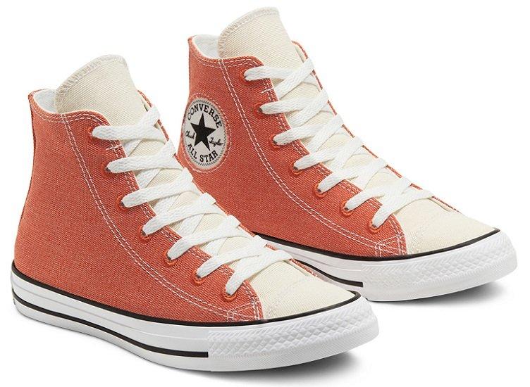 Converse Sale mit bis -50% Rabatt + 20% Extra, z.B. Renew Cotton Chuck Taylor All Star High Top für 35,49€ (statt 60€)