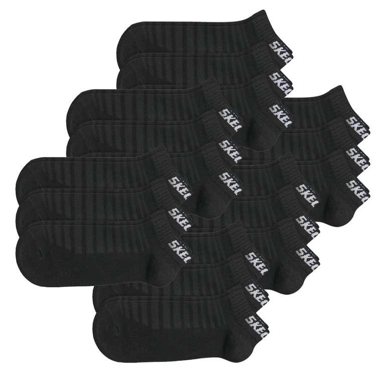 Skechers Socken (18 Paar) in verschiedenen Größen und Farben nur 21,89€ inkl. Versand (statt 45€)