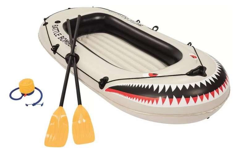 Bestway Schlauchboot 61108 91/184 cm mit Pumpe für 23,94€inkl. Versand (statt 37€)