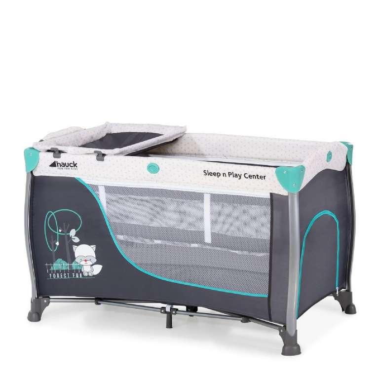 Hauck Reisebett Sleep'n Play Center 3 Forest Fun für 59,99€ inkl. Versand (statt 70€)
