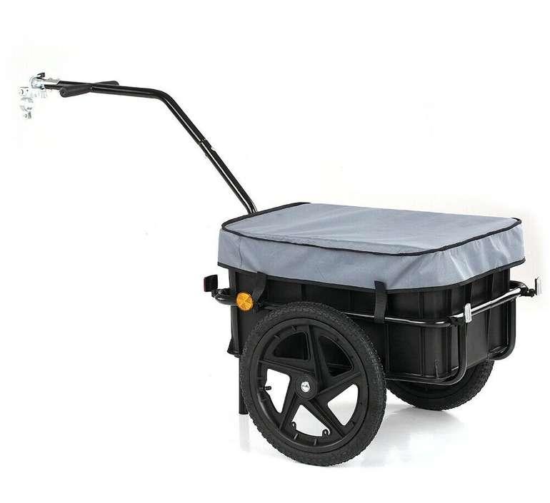 Ikayaa Fahrradanhänger bzw. Handwagen für 60,83€ inkl. Versand (statt 70€)