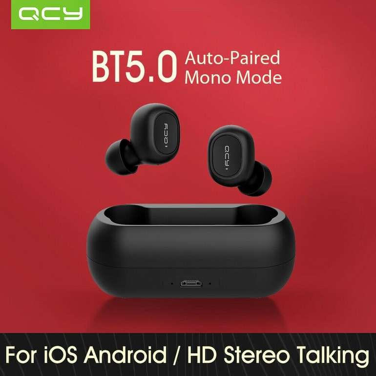 Xiaomi QCY T1C TWS Bluetooth 5.0 In-Ear Kopfhörer für 16,99€ inkl. Versand