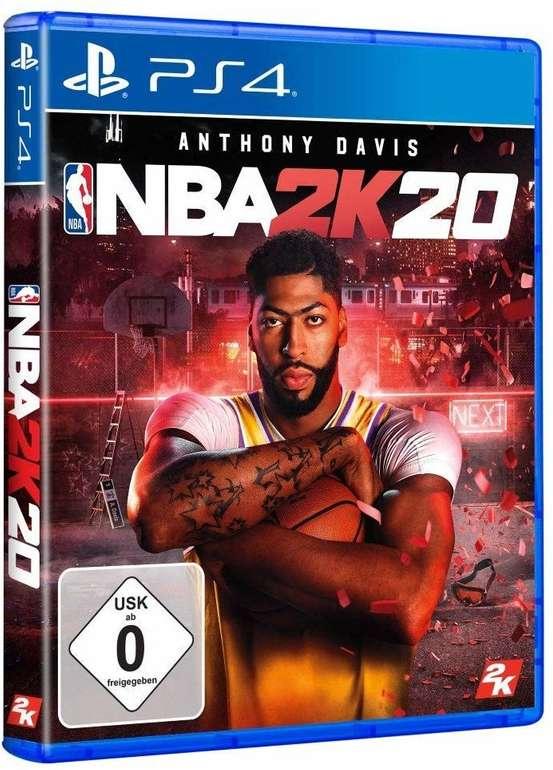 NBA 2K20 Spiel (Playstation 4, Xbox One, Nintendo Switch) je nur 19€ inkl. Versand