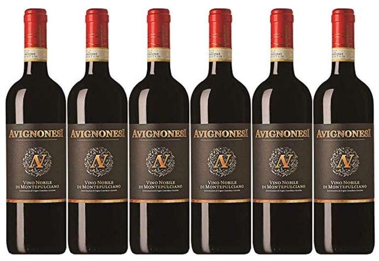 Preisfehler? 6er Pack Avignonesi Vino Nobile Di Montepulciano DOCG 2014/2015 Wein für 25,36€