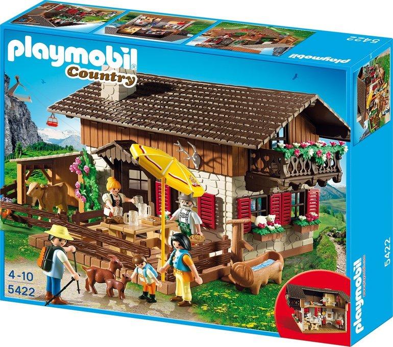 Playmobil Almhütte (5422) für 29,94€ inkl. Versand (statt 41€)