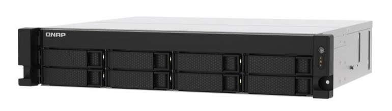 "QNAP ""TS-873AU"" NAS 8-Bay 2HE-Rack für 1.659€ (statt 1.938€)"