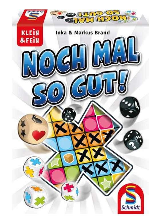 """Schmidt 49365 """"Klein & Fein, Noch mal so gut!"""" Würfelspiel für 7,09€ inkl. Versand (statt 13€) - Thalia Club!"""