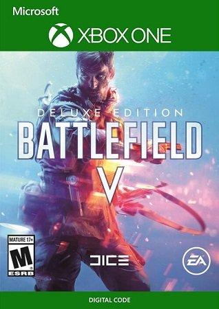 Battlefield V 5 Deluxe Edition Xbox One für 22,79€ (Download)