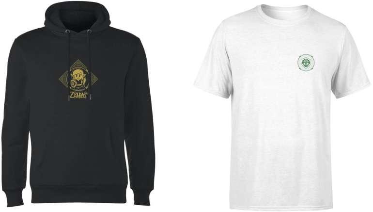 Zavvi: Nintendo Zelda Link's Awakening T-Shirt + Hoodie für 24,48€ inkl. Versand (statt 51€)