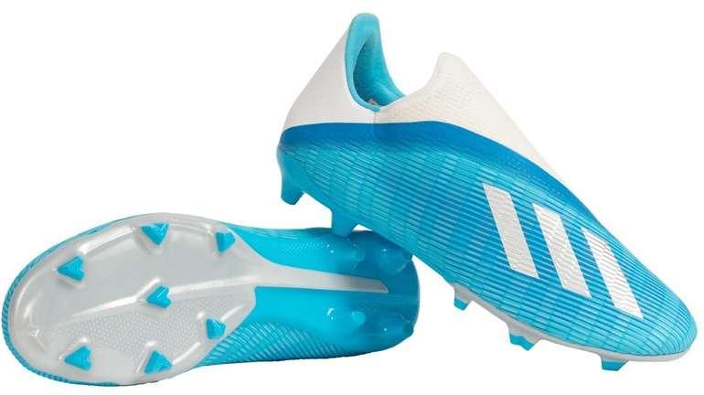 Adidas X 19.3 LL FG Herren Fußballschuhe in blau für 23,95€ inkl. Versand (statt 43€)