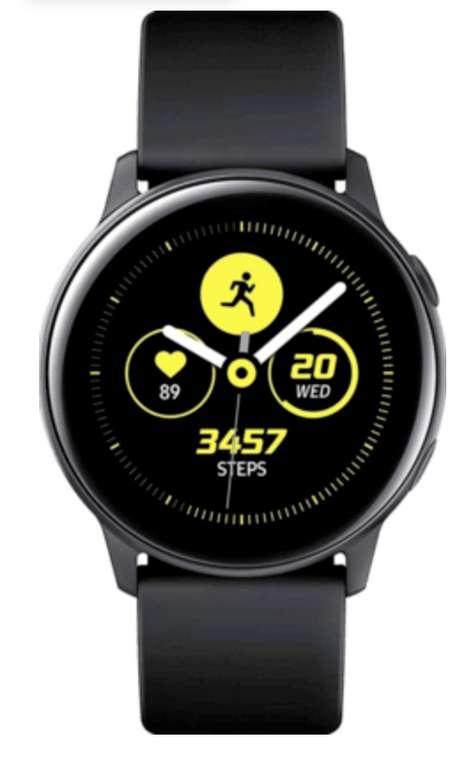 Samsung Galaxy Watch Active + Buds (1€) + VF green LTE mit 10GB für 19,99€ mtl.