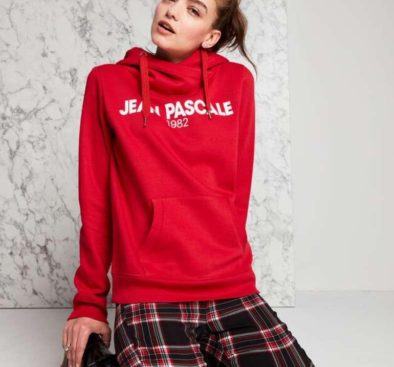 Großer Damen Sale bei Takko Fashion + 20% Extra Rabatt - z.B. Jean Pascal Hoodie für 7,99€ (statt 15€)