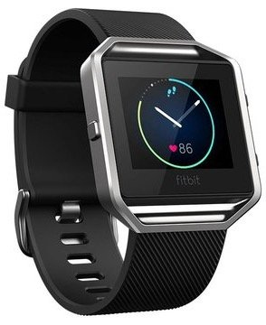 Fitbit Blaze - Intelligente Sportuhr für 99€ inkl. Versand (statt 155€)