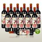 12 Flaschen Senor Guason Tinto Rotwein (2016) für 42,90€ inkl. Versand