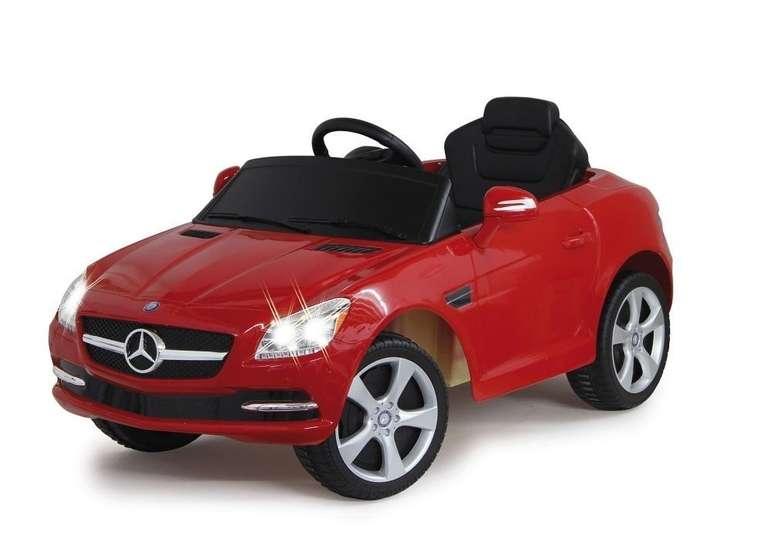 Jamara Ride on Kinder-Elektroauto Mercedes Benz SLK für 170,98€ inkl. Versand (statt 227€)