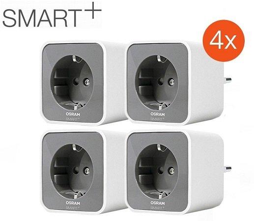 4er Pack Osram SMART+ Plug für 54,99€ inkl. VSK (statt 61€)