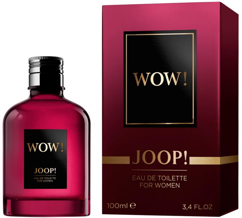 Gratisprobe: JOOP! WOW! Women Parfum für Damen kostenlos erhalten