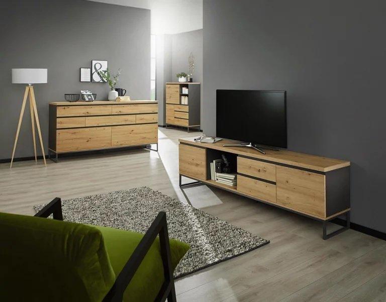 Voleo TV-Lowboard YOUNG für 195,32€ bei Abholung (statt 280€)