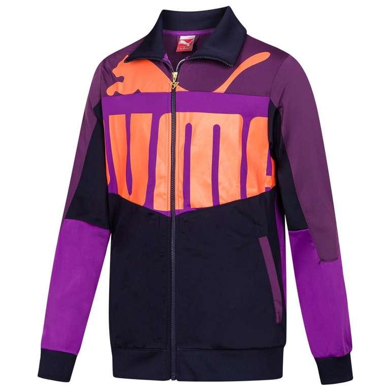 Puma Mega Sale bei SportSpar - z.B. Mot Good Herren Trainingsjacke ab 24,99€