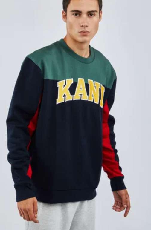 Karl Kani College Block Herren Sweatshirt im Block Design für 39,99€inkl. Versand (statt 50€)