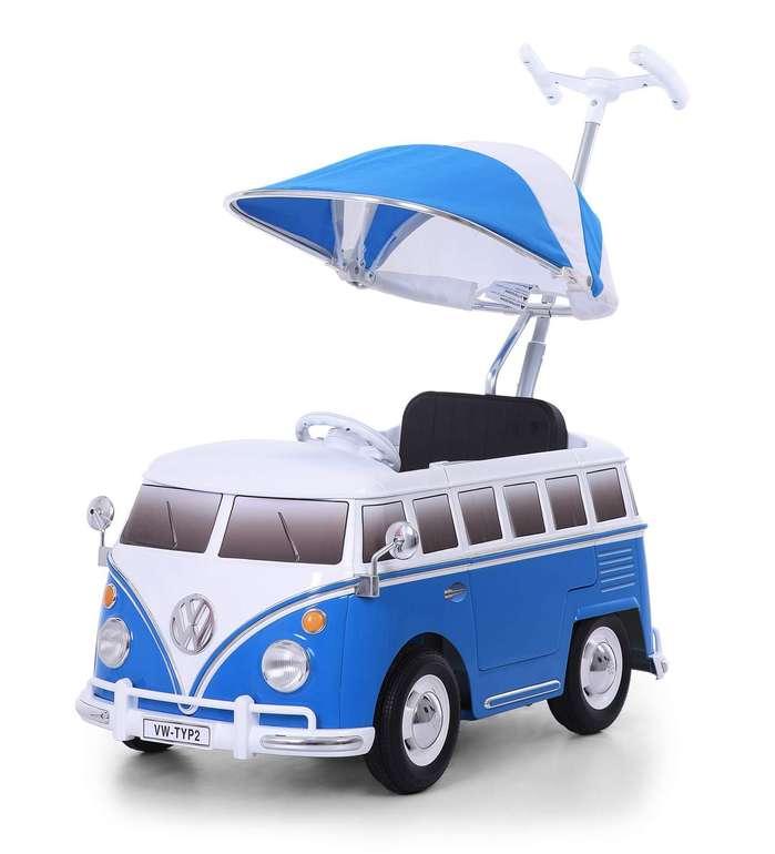 Rollplay Schiebeauto VW Bus T2 für 86,98€ inkl. Versand (statt 124€)