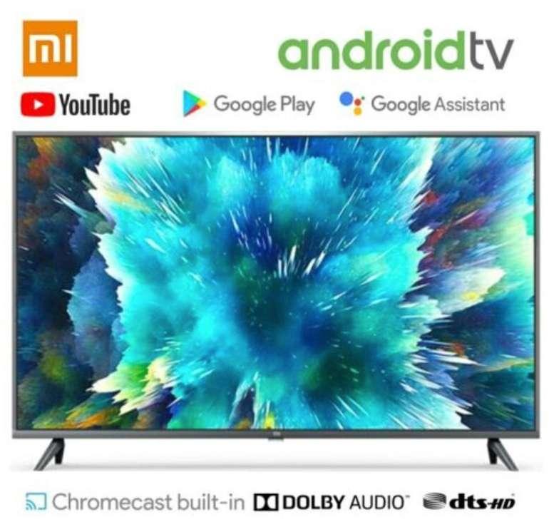 Xiaomi Mi Smart TV 4S TV (43 Zoll, 4K, Android) für 319€ inkl. Versand (statt 399€)