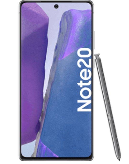 Samsung Galaxy Note 20 (39€) + Debitel Telekom (26GB LTE, Allnet/SMS, VoLTE) für 30€ mtl.