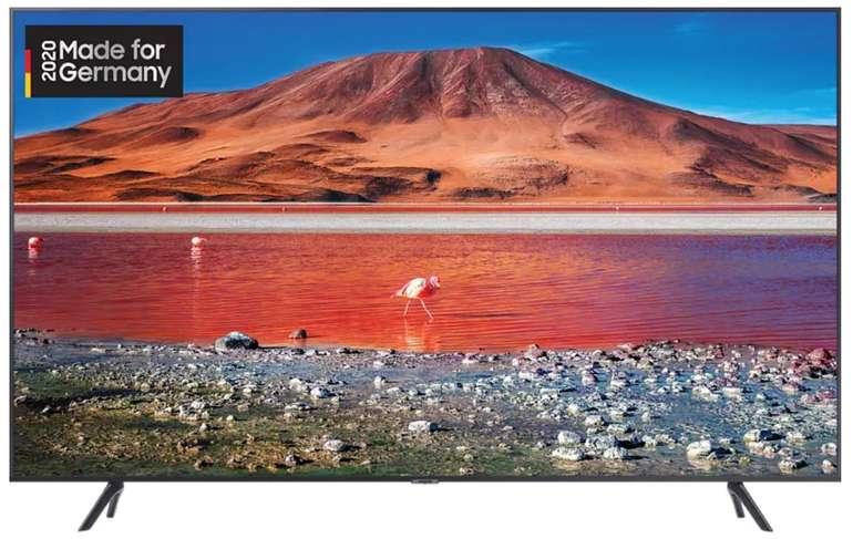 Samsung GU55TU7199 - 55 Zoll UHD 4K LED Smart TV für 429€ inkl. Versand (statt 479€)