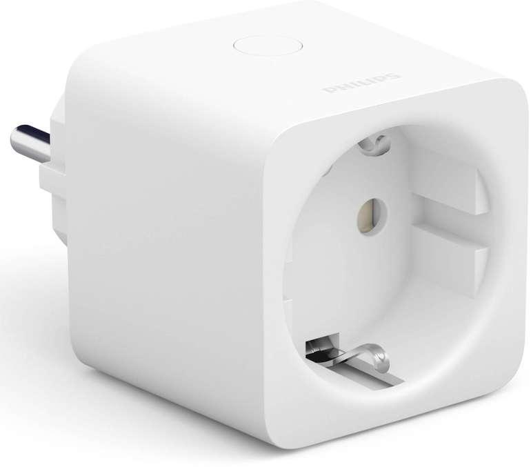 Top! 3er Pack Philips Hue SmartPlug Steckdosen in Weiß für 47,77€ zzgl. Versand (statt 80€)