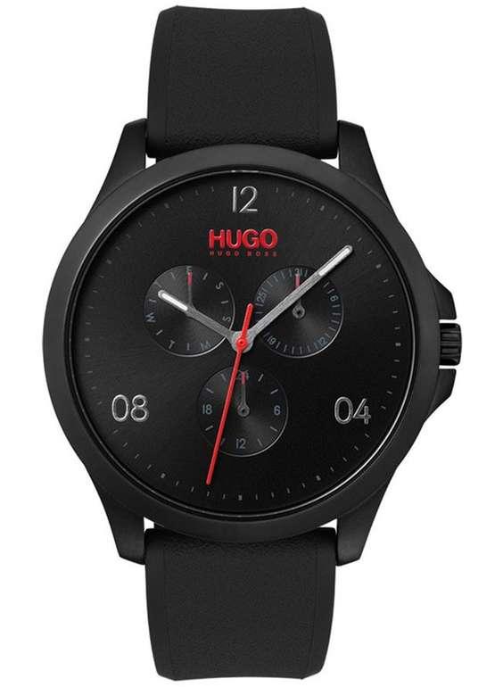 "Hugo Boss Quarzuhr Risk ""1530034"" für 125,90€ (statt 164€)"