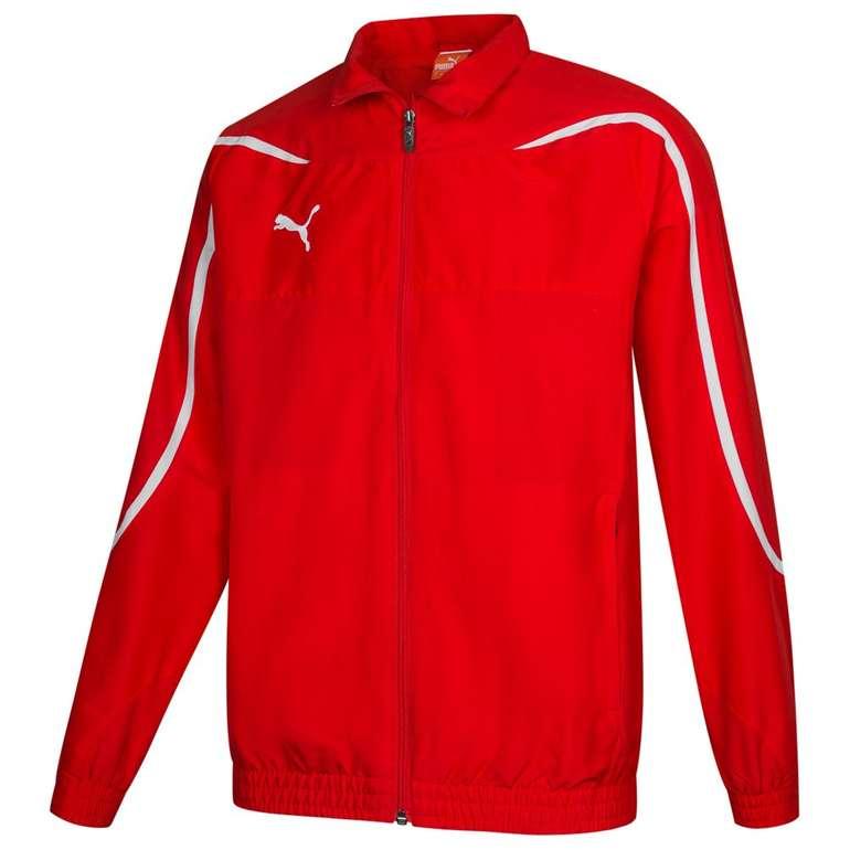 Puma PowerCat 1.10 Woven Jacke für 8,39€ inkl. Versand (statt 12€)